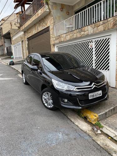 Citroën C4 Lounge 2017 1.6 Thp Origine Flex Aut. 4p
