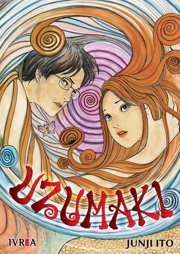 Manga, Uzumaki / Junji Ito - Manga Ivrea