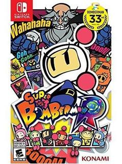 Juego Super Bomberman R Nintendo Switch