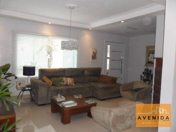 Casa Residencial À Venda, Parque Bom Retiro, Paulínia. - Ca0678
