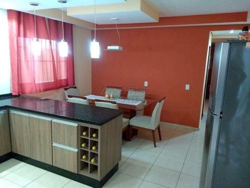 Imagem 1 de 20 de Jardim Novo Mundo | Casa 210 M²  3 Dorms  2 Vagas | C-7006 - V7006