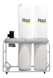 Coletor De Pó 4entradas Trifásico 5cv 220v Rz-cpe5t2 Razi
