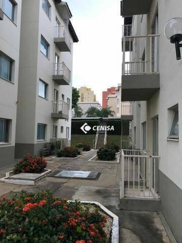 Imagem 1 de 6 de Apartamento Com 2 Dormitórios À Venda, 60 M² - Jardim Adriana - Indaiatuba/sp - Ap1115