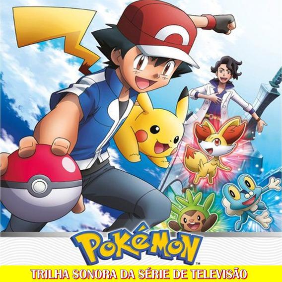 Cd Pokémon Especial - Trilha Sonora