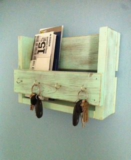 Porta Llaves Vintage Paster By Green Life