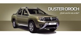 Nueva Duster Oroch Outsider Plus Pick Up 2.0 Utilitario(jg)