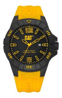 Reloj Caterpillar Karbom K1 121.27.137 Wr 100m Gtia 2 Años