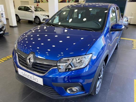 Nuevo Renault Sandero Intens 1.6 Cvt (mb)