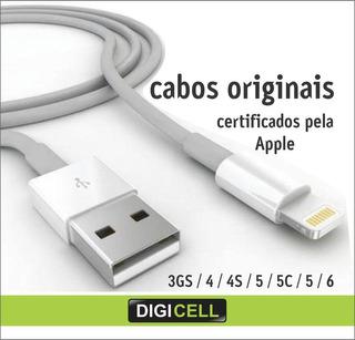 Cabo Original Usb iPhone 5, 5c, 5s, 6, 6s, 6 Plus iPad