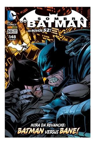 A Sombra Do Batman 30 Dc Comics Panini 2015