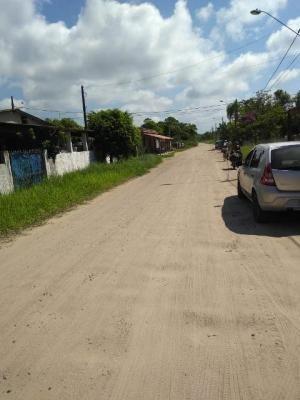Ótimo Terreno Luizamar Mirim, Em Itanhaém, Ref. C0727 L C