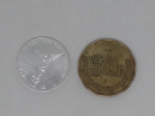 Imagen 1 de 5 de Moneda 1/10 Onza Libertad Plata 91,92,95y 2005