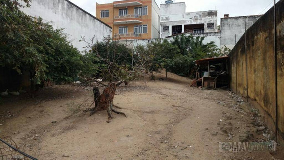 Terreno À Venda, 250 M² Por R$ 650.000,00 - Vila Valqueire - Rio De Janeiro/rj - Te0003