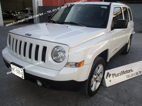 Jeep Patriot 2014 Lattitude Fwd Automática Eléct $185,000