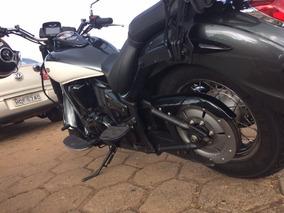 Kawasaki 900 Custom Maravilhosa