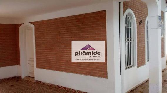 Casa Com 3 Dormitórios À Venda, 160 M² Por R$ 700.000 - Vila Betânia - São José Dos Campos/sp - Ca2242