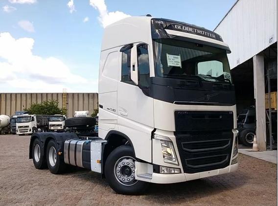 Volvo Fh 540 (entrada+parcelas) 2020 0km
