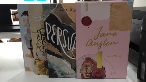 Box Jane Austen - 3 Livros Martin Claret