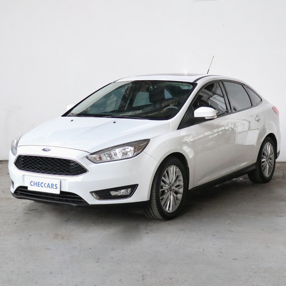 Ford Focus Iii 2.0 Sedan Se Plus At6 - 34396 - C