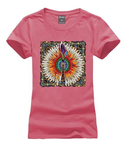 Kit 6 T-shirts Blusas Feminina Roupas Atacado Revenda C6