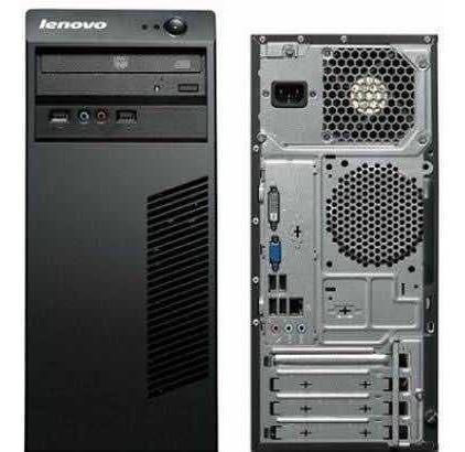 Cpu Lenovo63 Core I3 Hd500gb 4 Gb Memória