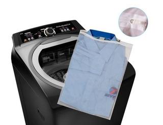 Saco Máquina De Lavar Kit 4 Un Tam G Qualidade Superior +nf