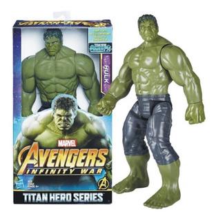 Hulk Marvel Avengers Infinity War Original Hasbro