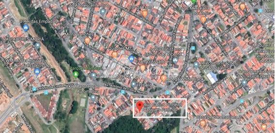 Rua Carlos Pinheiro Vasquez Pato, Campos De Sao Jose, São José Dos Campos - 190135