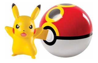 Pokemon Pokebola Surtido Original T 18532 Full