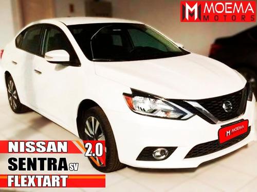 Nissan Sentra Sv 2.0 Flexstart 16v Aut. Flex 2019/2020