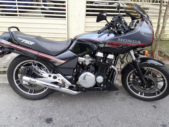 Honda Cbx 750 Sete Galo