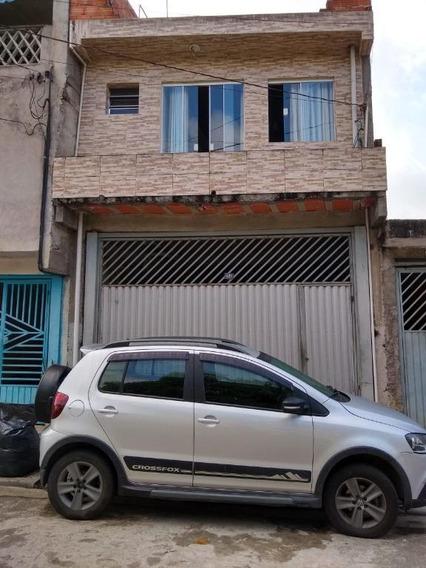 Sobrado Com Galpão Industrial, 2 Dormitórios À Venda, 205 M² - Jardim Arapongas - Guarulhos/sp - So1945