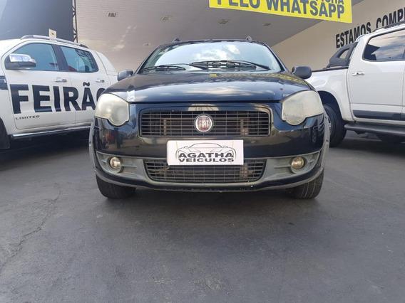 Fiat Palio Weekend 1.6 Flex - Abaixo Da Tabela