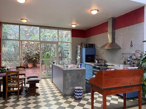 Se Vende Casa   Excelente Ubicación   Remodelacion Premiada Por El Inah