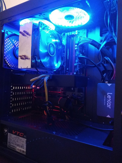 Pc Gamer Barato Intel I7 16gb Gtx 970 Ssd 240gb Fonte 600w