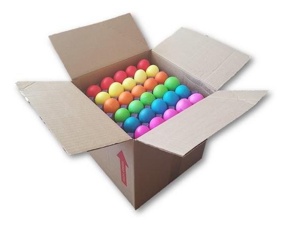 Huevos De Confeti Pascua Caja 170 Pzas Mate - Golden Eggs