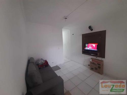 Imagem 1 de 11 de Casa Para Venda Em Peruíbe, Guarau Garça Vermelha, 3 Dormitórios, 1 Banheiro, 1 Vaga - 3740_2-1217863