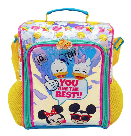 Lonchera Disney Emoji Family Original