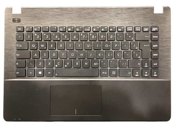 Teclado C/ Topcase Asus X451ca Mp-13k86pa-9201 Novo C/ Nfe