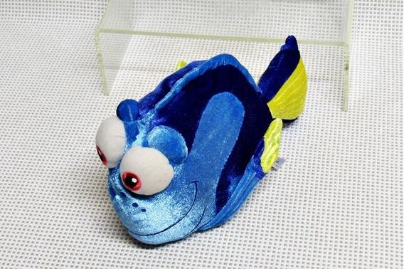 Dory Procurando Nemo Pelucia Disneylandia 25 Cm Bau21