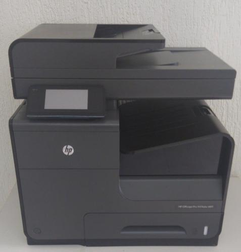 Hp Pro X476dw + Bulk Ink 4,5 Litros Bulk Corante /pigmentada