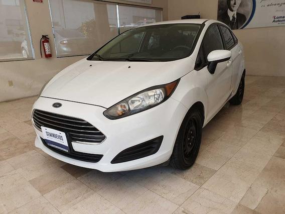 Ford Fiesta 2014 1.6 S Sedan Mt