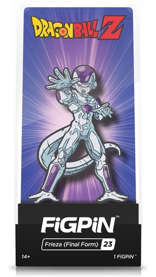 Figura Coleccionable Figpin Dragon Ball Z Frieza 23