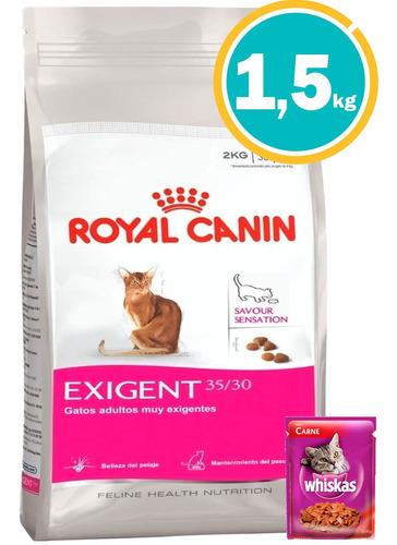 Ración Gato - Royal Canin Exigentes + Obsequio Y E. Gratis