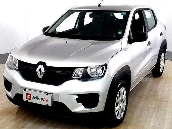 Renault Kwid 1.0 12v Sce Flex Life Manual 2017/2018