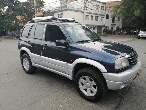 Chevrolet Gran Vitara, Automática 4x4, Motor 2.700