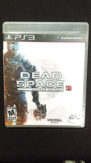Dead Space Ps3 - Usado - Wird Us