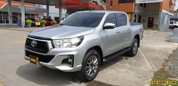 Toyota Hilux 2.4l Td 4x4 Mt Doble Cabina