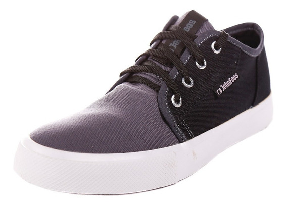 Zapatilla John Foos 176 Fin All Canvas