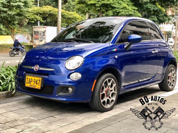 Fiat 500 Sport Mt 2014